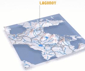 3d view of Lagonoy