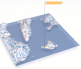 3d view of Candanay