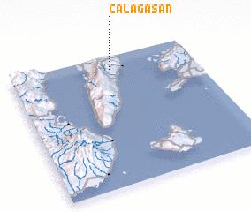 3d view of Calagasan