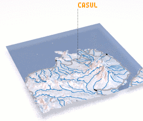 3d view of Casul