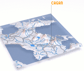 3d view of Cagan