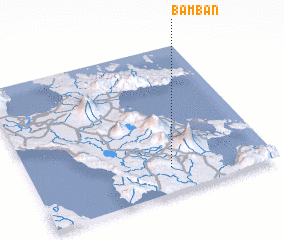 3d view of Bamban