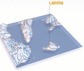3d view of Larena