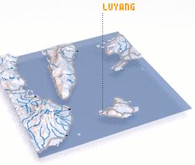 3d view of Luyang