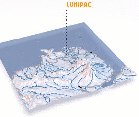 3d view of Lumipac