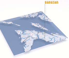 3d view of Barasan