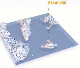 3d view of Balolang