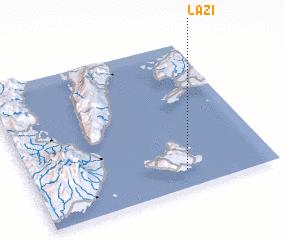 3d view of Lazi
