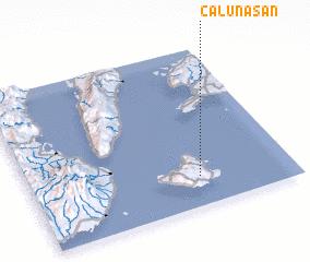 3d view of Calunasan