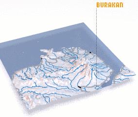 3d view of Burakan
