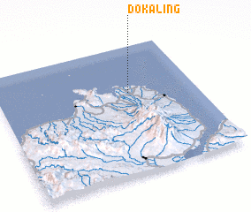 3d view of Dokaling