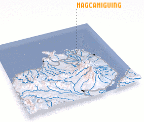 3d view of Magcamiguing