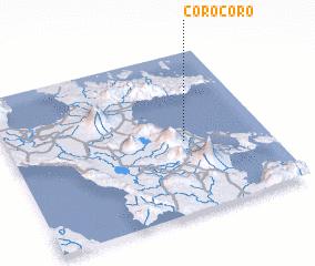 3d view of Corocoro