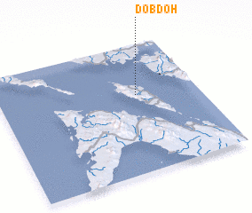 3d view of Dobdoh