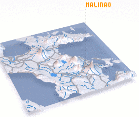 3d view of Malinao