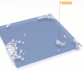 3d view of Tamiao