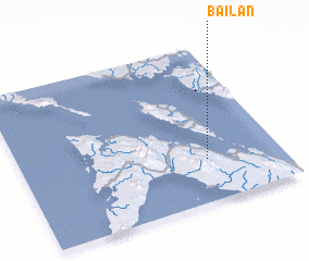 3d view of Bailan