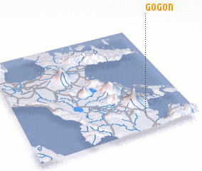 3d view of Gogon