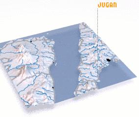 3d view of Jugan
