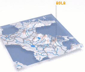 3d view of Aola