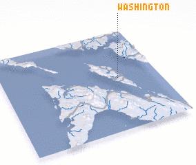 3d view of Washington