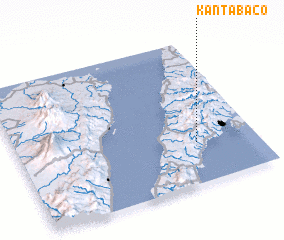 3d view of Kantabaco
