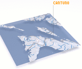 3d view of Cantuno