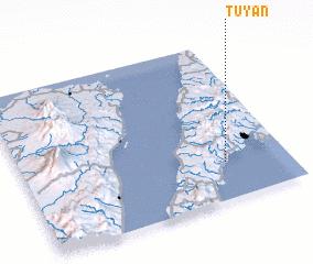 3d view of Tuyan