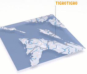 3d view of Tigaotigao