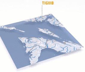 3d view of Tiguib
