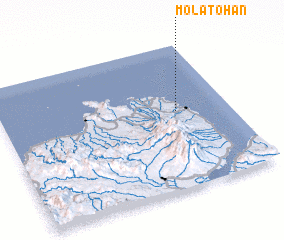 3d view of Molatohan
