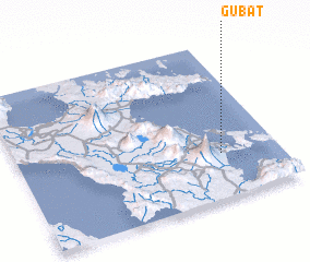 3d view of Gubat