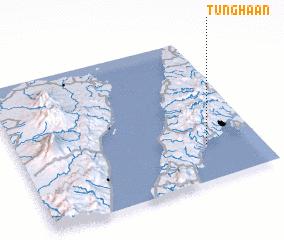 3d view of Tunghaan