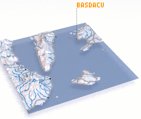 3d view of Basdacu