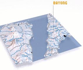 3d view of Bayong