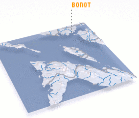 3d view of Bonot