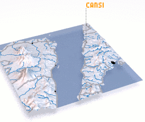 3d view of Cansi