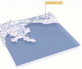 3d view of Buriasan