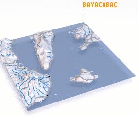 3d view of Bayacabac