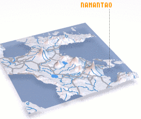 3d view of Namantao