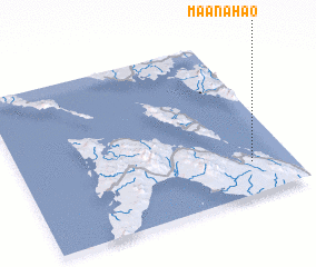 3d view of Maanahao