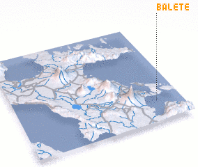 3d view of Balete