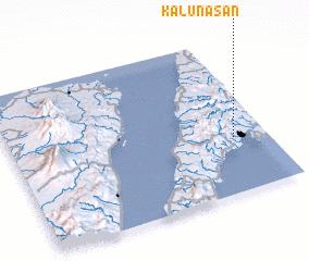 3d view of Kalunasan