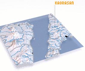 3d view of Ka-orasan