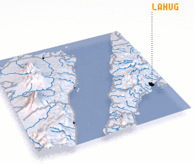 3d view of Lahug