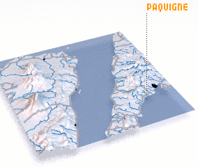 3d view of Paquigne