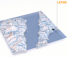 3d view of Luton