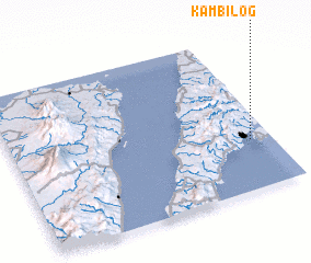3d view of Kambilog
