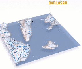 3d view of Banlasan