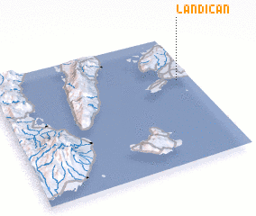 3d view of Landican